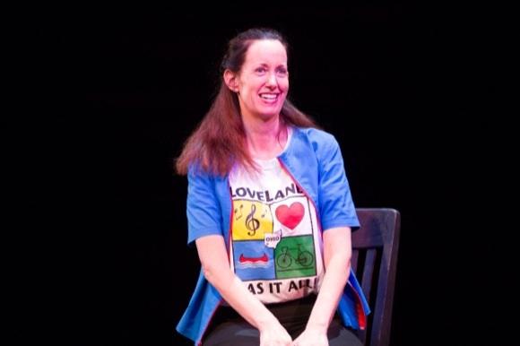 Ann Randolph. Photo Teresa Summers